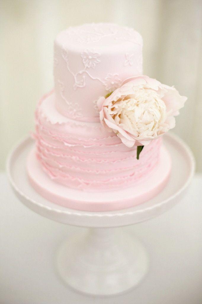 Pastell Hochzeit Das Super Pale Pink Hochzeitstorte 2057583