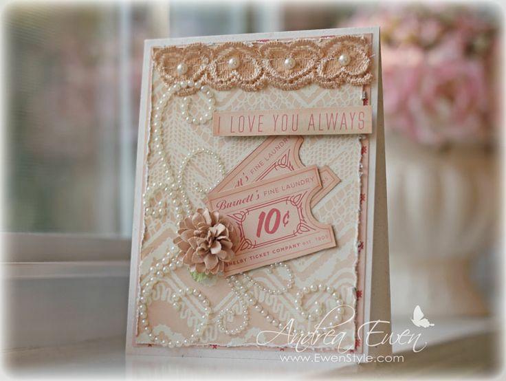 Hochzeit - Hochzeiten - Vintage-Briefpapier