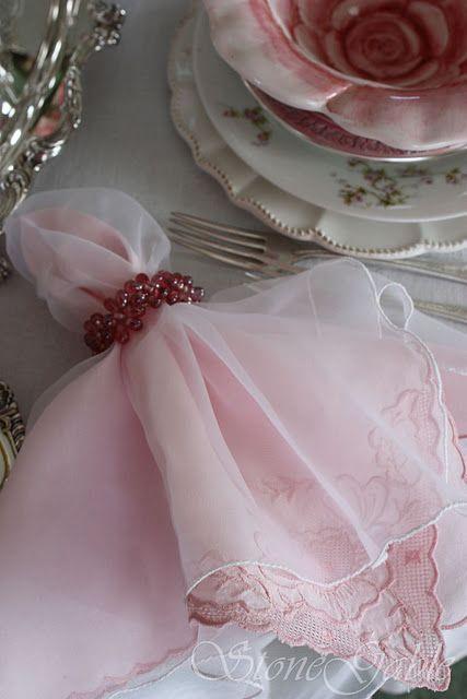 Свадьба - Свадьбы - Салфетка Couture