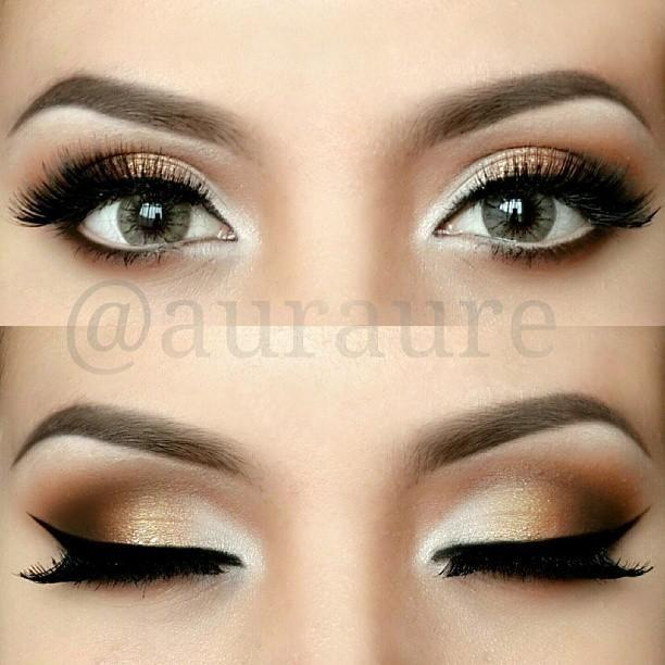 Wedding Makeup Ideas For Brown Eyes Photo Makeup Eye Brown ...