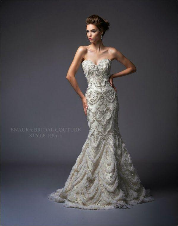 Wedding Gowns I Love: Enaura Bridal Couture #2057799 - Weddbook