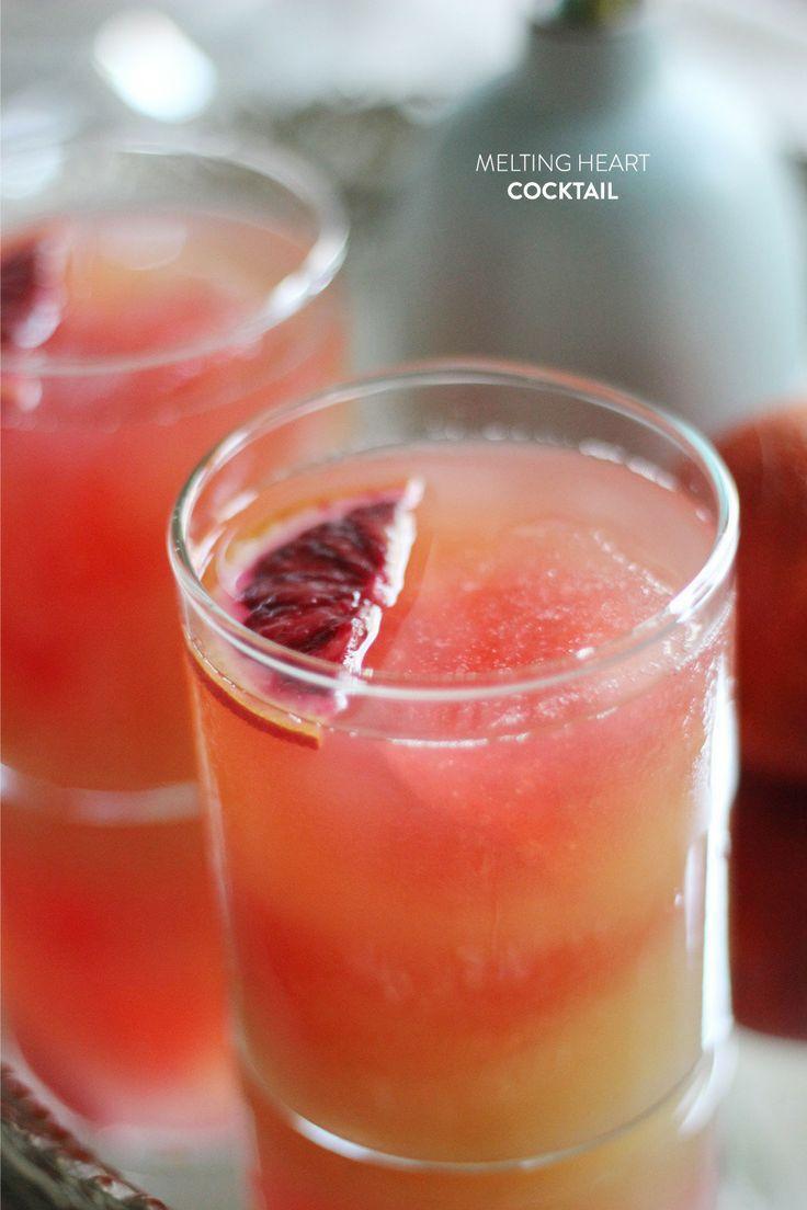 Wedding - Melting Heart Cocktail