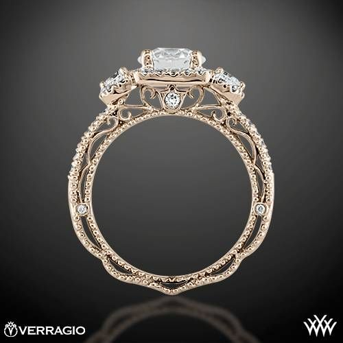 Verragio Engagement Rings From Whiteflash