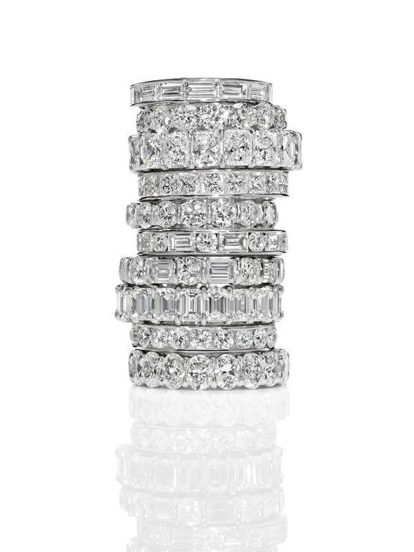 harry winston anniversary bands - Harry Winston Wedding Rings