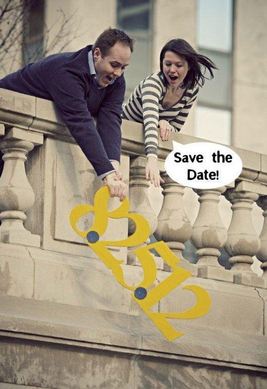 Wedding - 5 Funny Ideas For Save The Dates