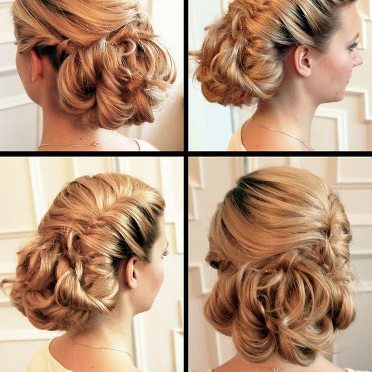 Prime Wedding Hairstyles Prom Hair 2058177 Weddbook Short Hairstyles Gunalazisus