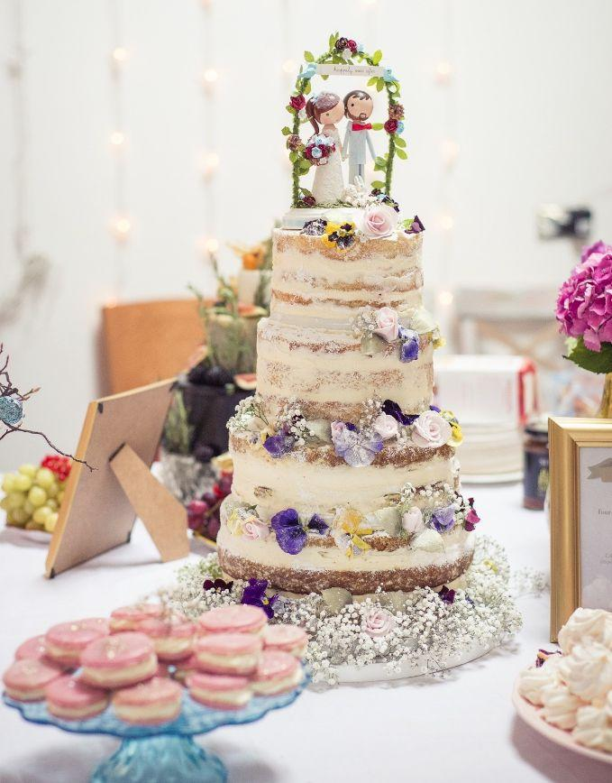 Wedding - sweet wedding cakes