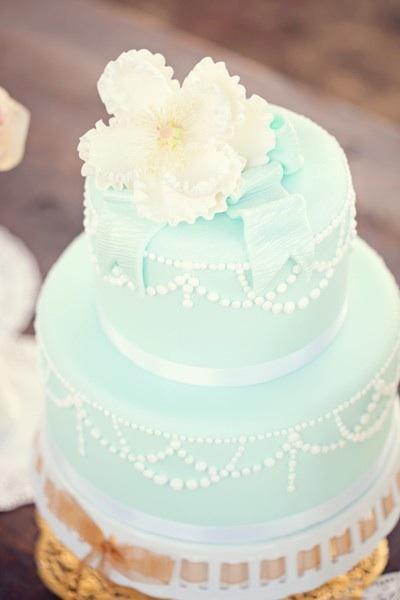 Свадьба - Мята Свадебный Торт