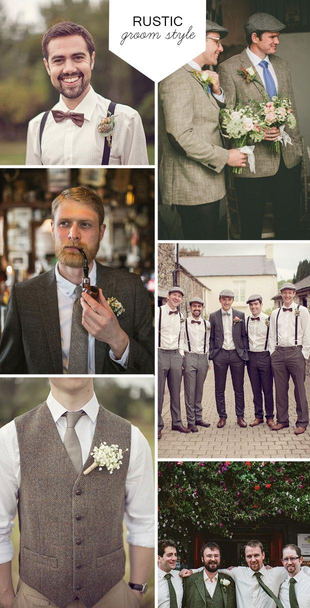 Wedding - Dashing And Dapper! - Great Groom Style For 2014