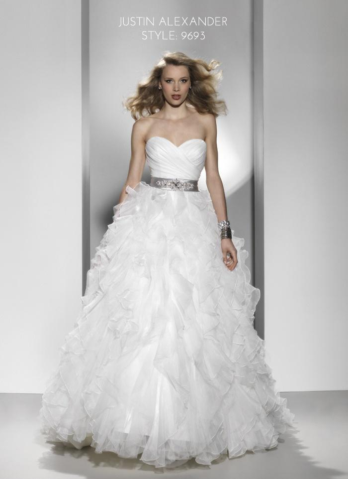 Wedding Gowns I Love: Justin Alexander 2013 #2058430 - Weddbook