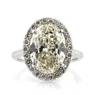 Diamantringe  Hochzeits-Diamant - Diamant-Ringe #2058583 - Weddbook