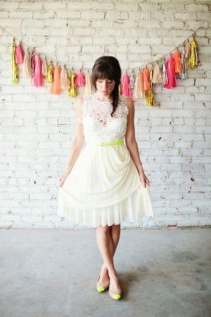Wedding - Neon Wedding Inspiration