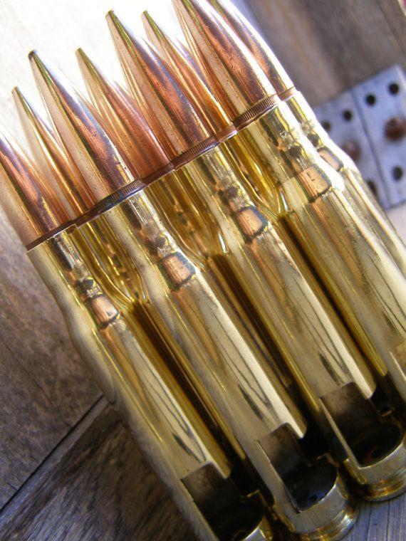 8 groomsmen gift pack brass 50 caliber bullet bottle opener 2058660 weddbook. Black Bedroom Furniture Sets. Home Design Ideas