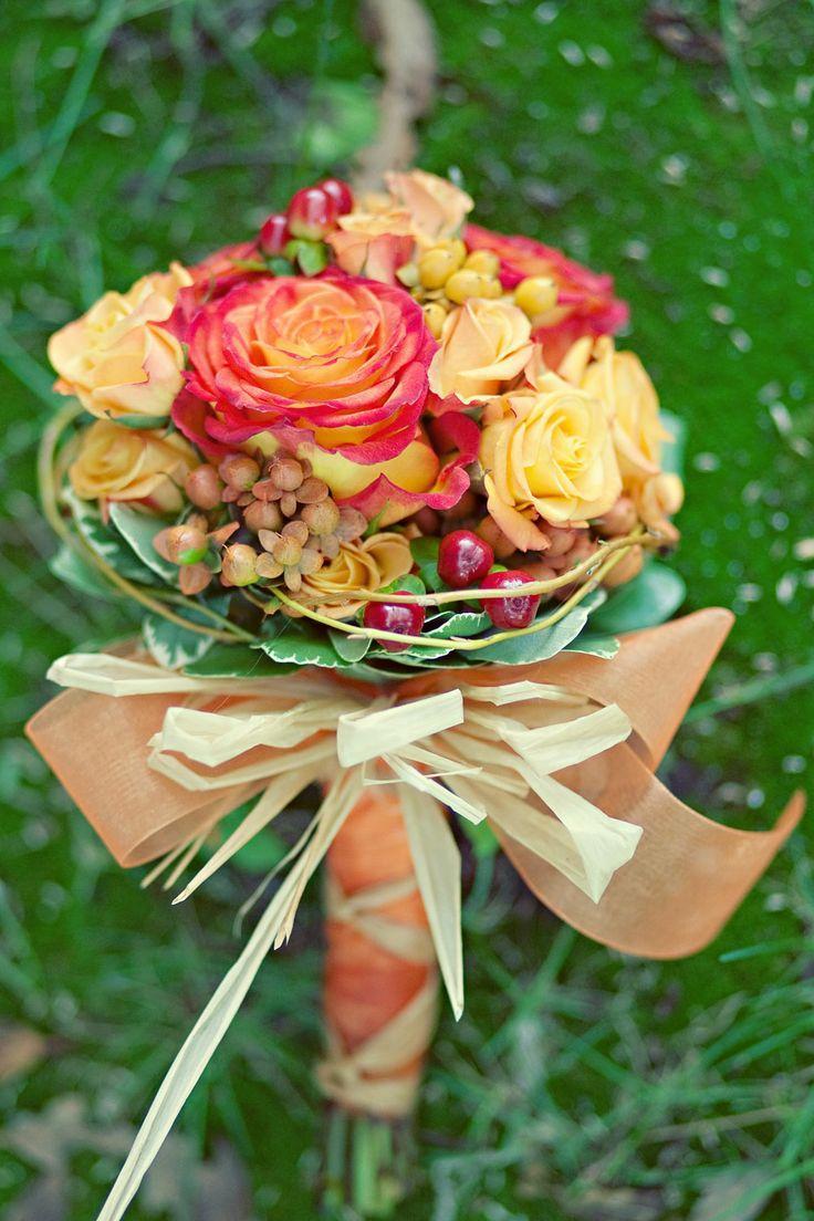 Свадьба - Сказка Творения Оранжевый И Чирок Свадьбы