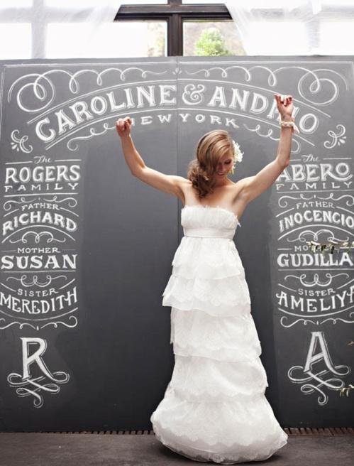 Hochzeit - Arches & Hintergründe