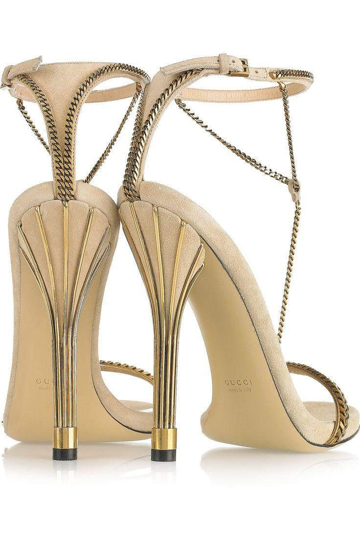 Gold Wedding - Gucci - Gold Heels 2059172 - Weddbook