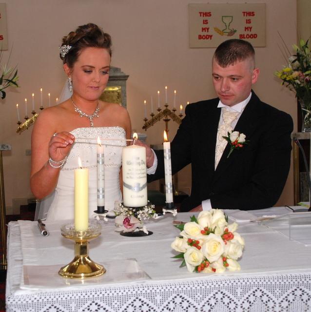 Mariage - Jour du mariage de Orla & Mark