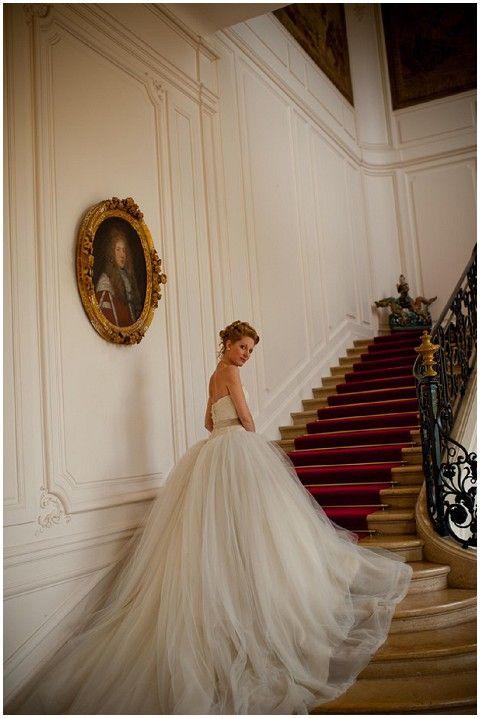 Mariage - Marie-Antoinette de mariage Séance photo