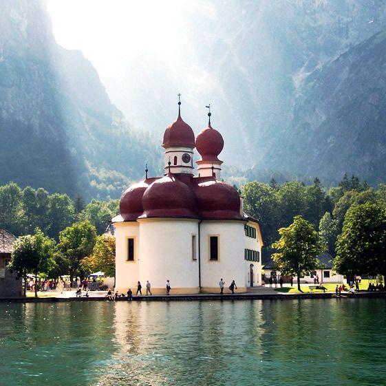 Wedding - Bavaria - Holy Mack....