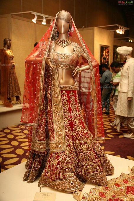 Indische Hochzeit Indian Brautmode 2013 P B Tipps