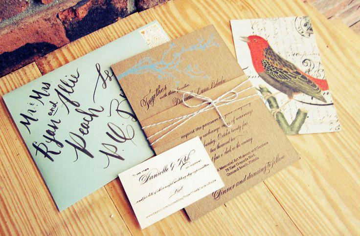Wedding - Loving Calligraphy
