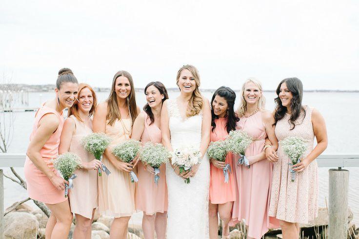 Свадьба - Бледно-Розовая Свадьба Вдохновение