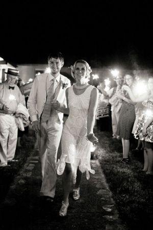 Hochzeit - 1920 Virginia Hochzeit