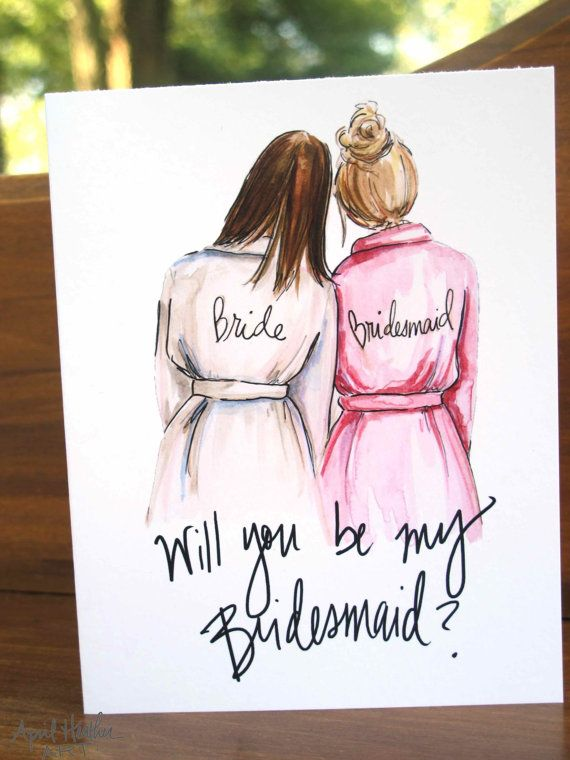Trust image regarding will you be my bridesmaid cards printable