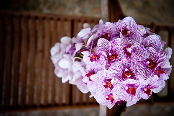 Wedding - Tropical Bouquets