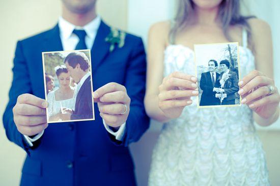 Идеи для свадебного фото своими руками