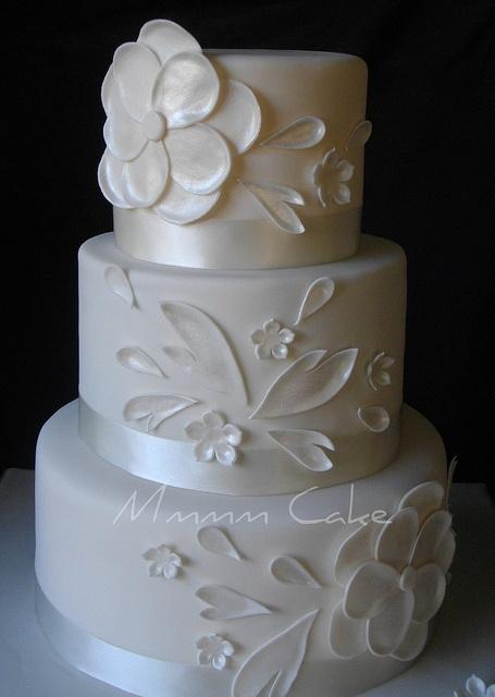 Свадьба - Белый Торт