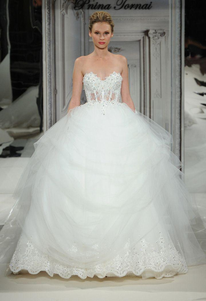 Wedding Dresses - Pnina Tornai Wedding Dress #2060380 - Weddbook