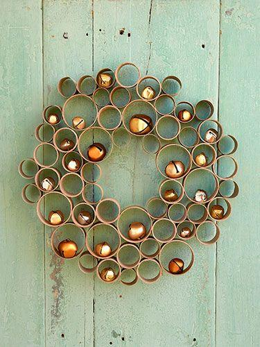 Winter Wedding - 27 Festive Do-it-Yourself Wreath Ideas #2060393 ...