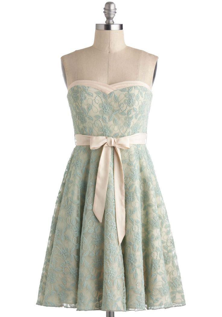 Mint Hochzeit - Eine Chance, Kleid Tanz In Mint #2060654 - Weddbook