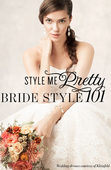 Wedding - Style Me Pretty Bride Style 101