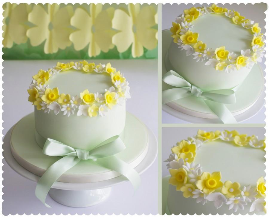 Spring Wedding Spring Birthday Cake 2060915 Weddbook