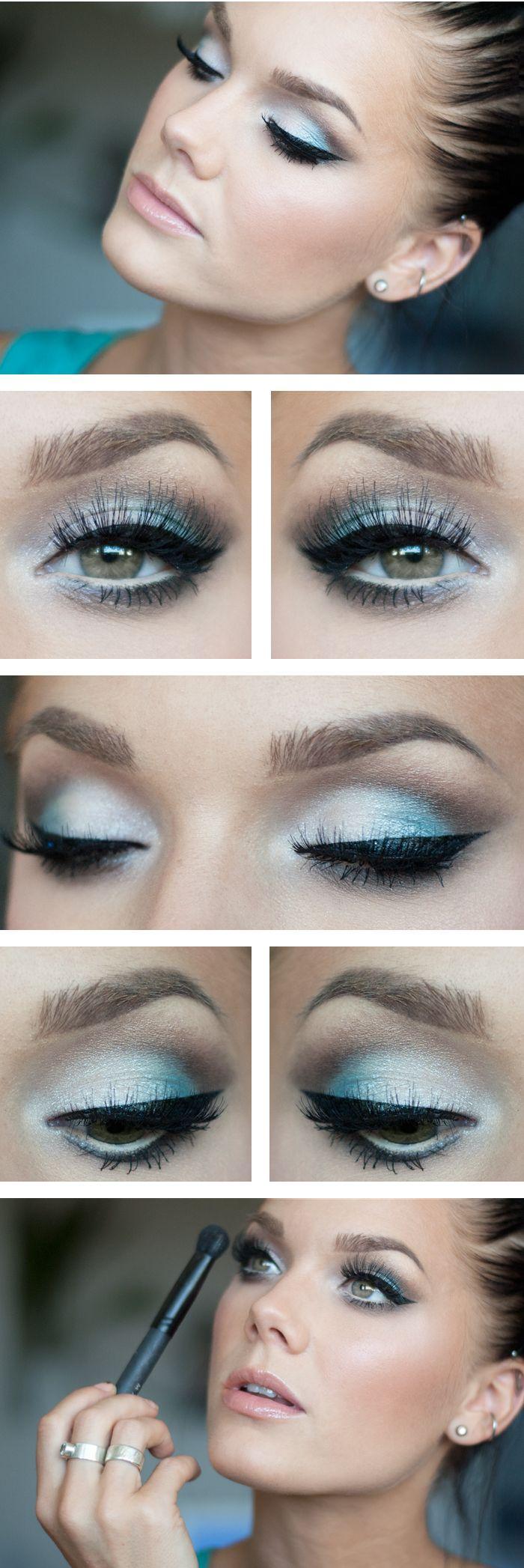 Свадьба - Зимние Ледяные Голубые Глаза