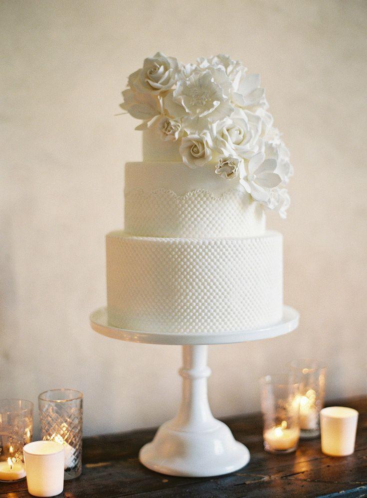 Hochzeit - Weiße Hochzeits-Details Das Wow