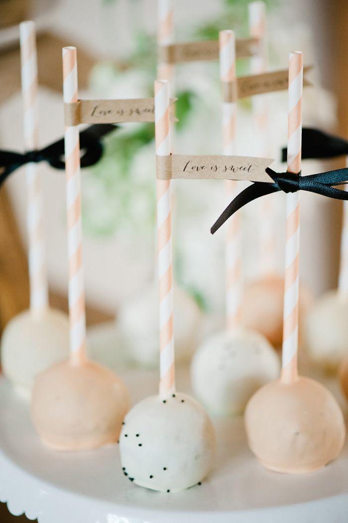 Cake pops wedding eats treats pinterest