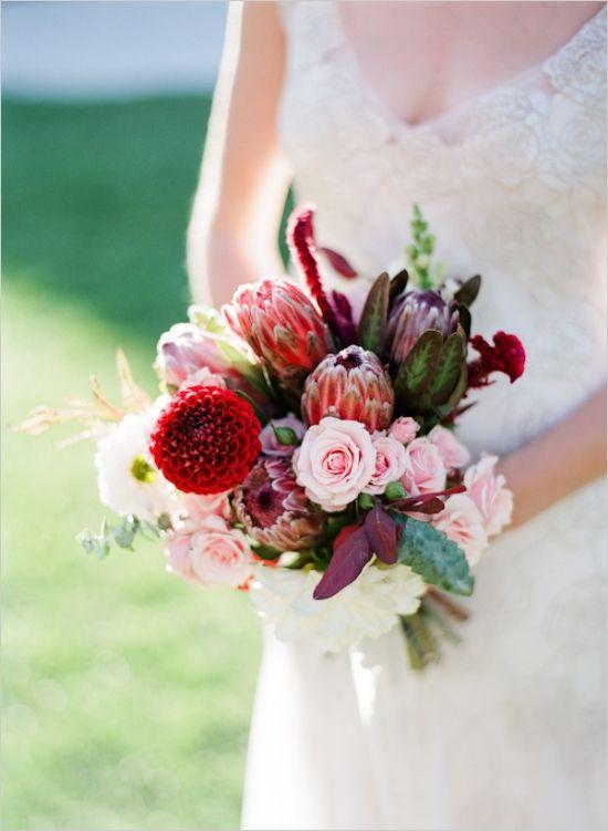 Hochzeit - Rot und Navy Hochzeits-Ideen