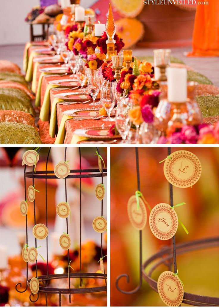 Свадьба - Марокканский Тема