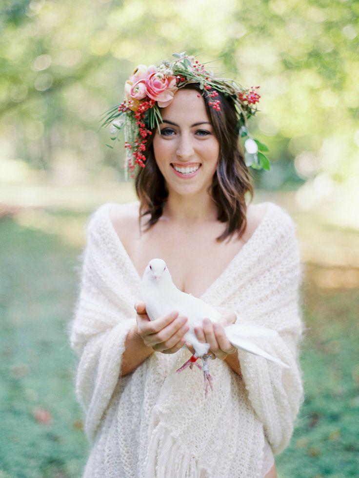 Wedding - Secret Garden Bridal Boudoir