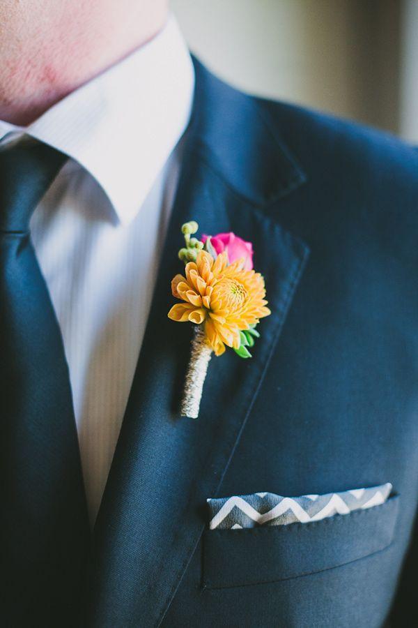Boutonnieres Modern Wedding Grooms Boutonnieres 2061743 Weddbook