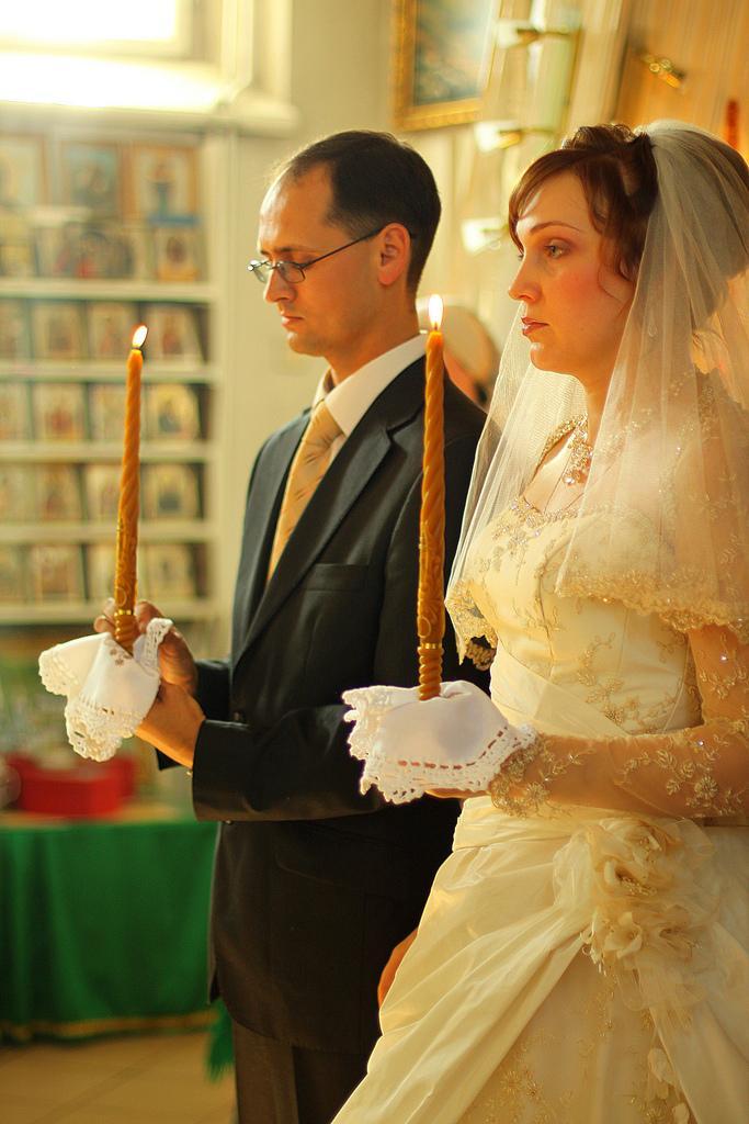 Свадьба - Венчание