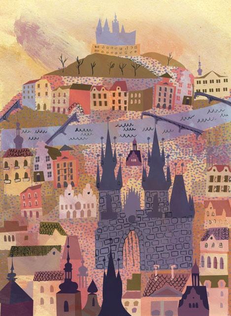 Hochzeit - Prag, Gilbert Ford