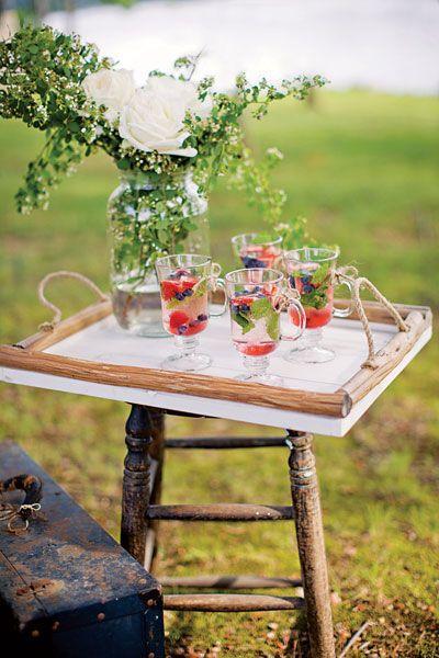 Hochzeit - Love, American Style: Stall Hochzeiten