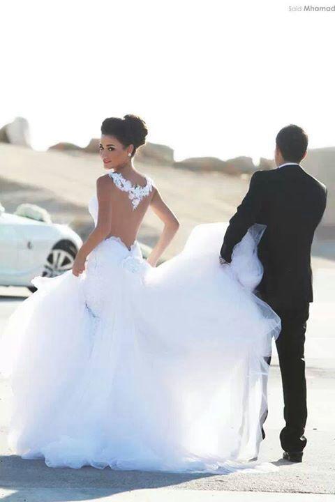 زفاف - حفلات الزفاف - إحضار مثير عودة