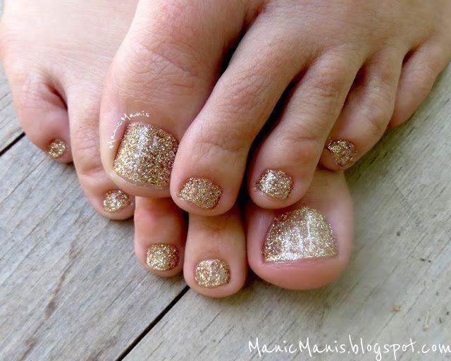 Manicures And Pedicures - Bride's Bridal Look #2061843 ...