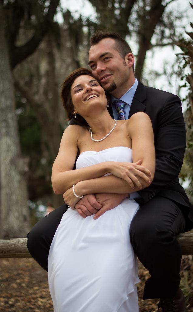 Свадьба - Любящие Объятия