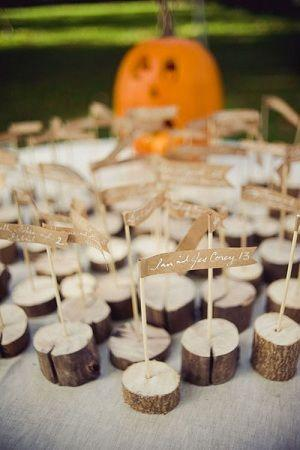 Wedding - Wedding Details: Escort Cards And Place Cards, Part 2